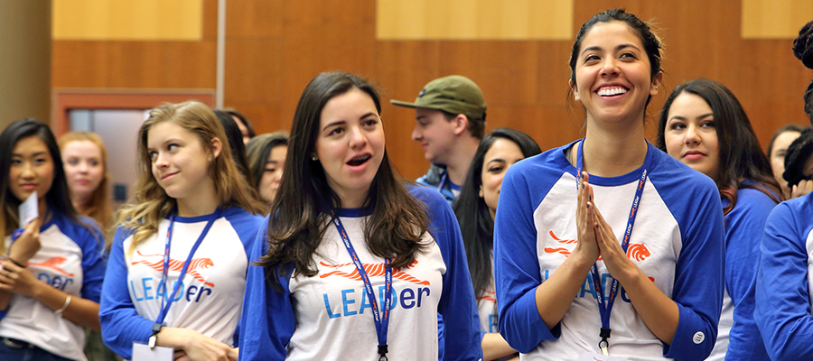Peer Mentors are Tiger LEADers!