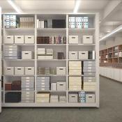 SPARC Storage Room, View 1