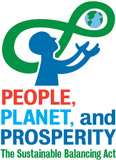 People, Planet, Prosperity:a delicate balance