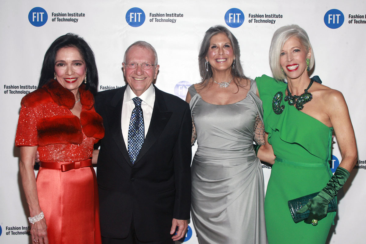Dr. Jay H. Baker, Linda Fargo, and Joan Hornig Honored at Annual Gala