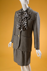 Yves Saint Laurent woman's suit