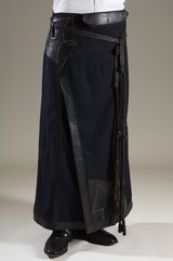 Jean Paul Gaultier man's skirt