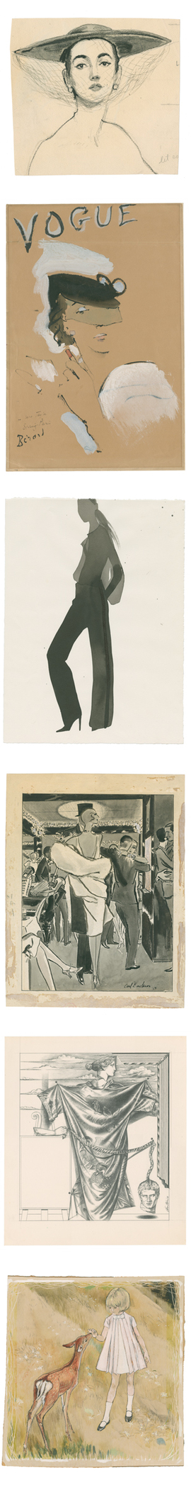 Selected works on paper from the Frances Neady collection