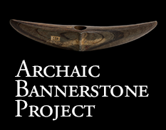 Archaic Bannerstone Project Graphic