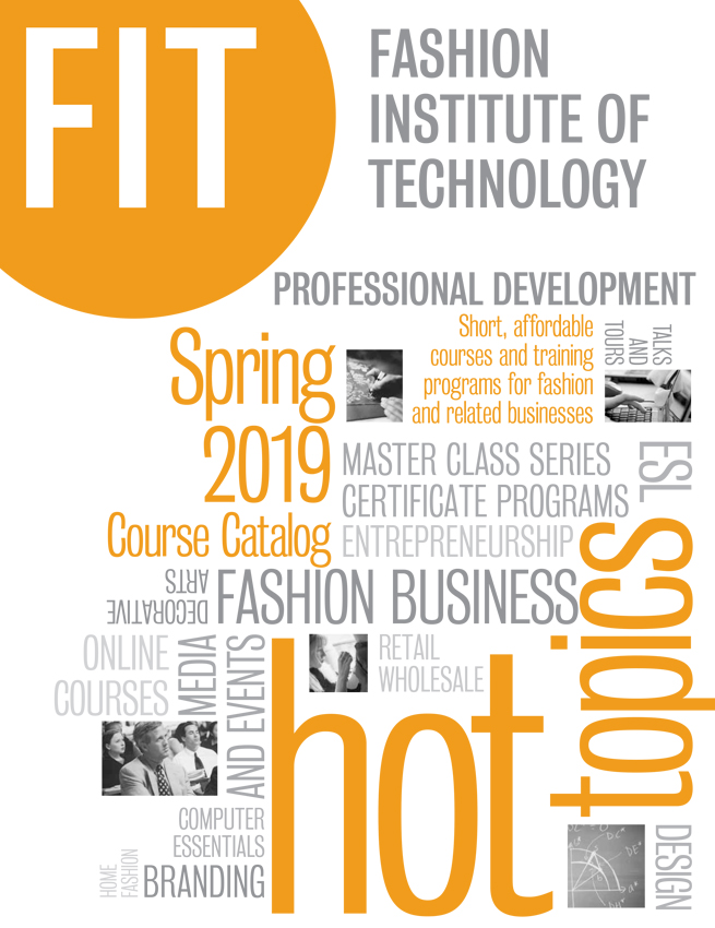 Request A Catalog Fashion Institute Of Technology