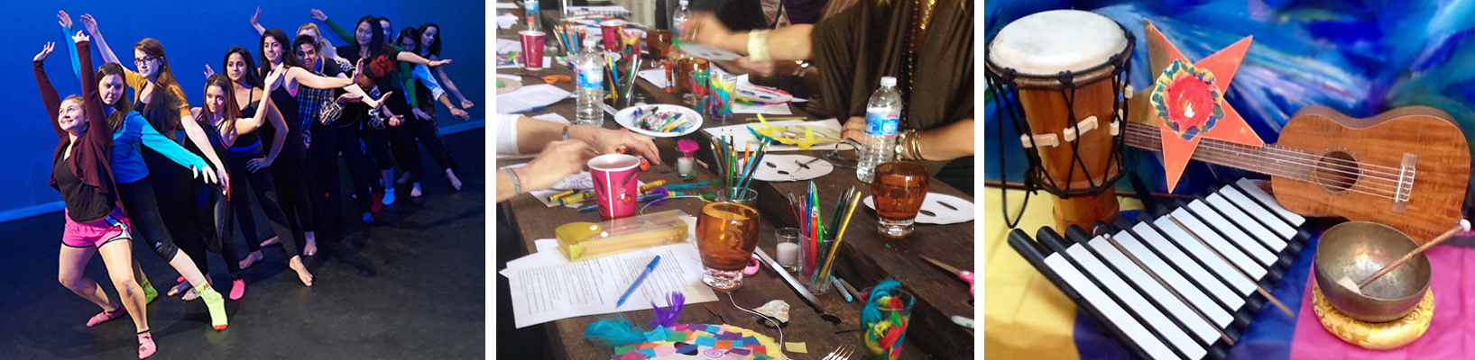 creative arts therapy photos