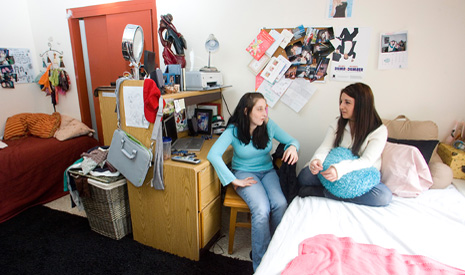 Residential Life Fashion Institute of Technology