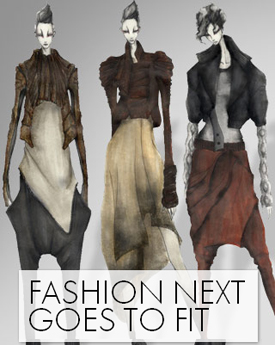 Fit Fashion Design Students Competing In Elle S Fashion Next Design Awards Program Fashion Institute Of Technology