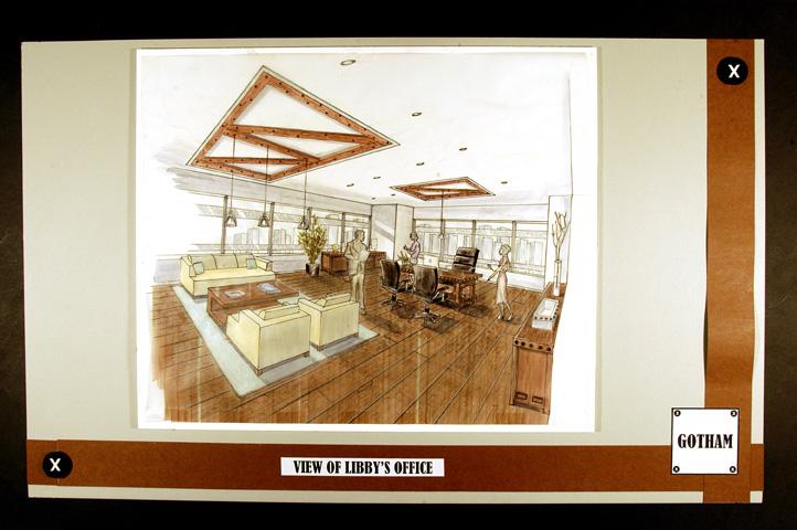 Fashion institute of technology interior design portfolio