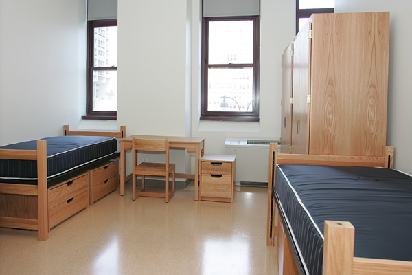 Residence Halls Fashion Institute Of Technology