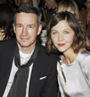- Dries van Noten and Maggie Gyllenhaal
