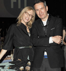 - Museum at FIT Director Valerie Steele and Dries van Noten
