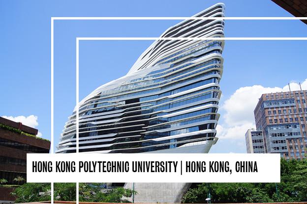 Hong Kong Polytechnic University Fashion Institute Of Technology