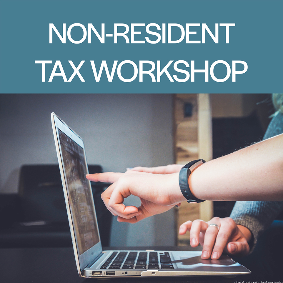 non resident tax workshop