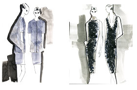 Lauren Sehler's designs
