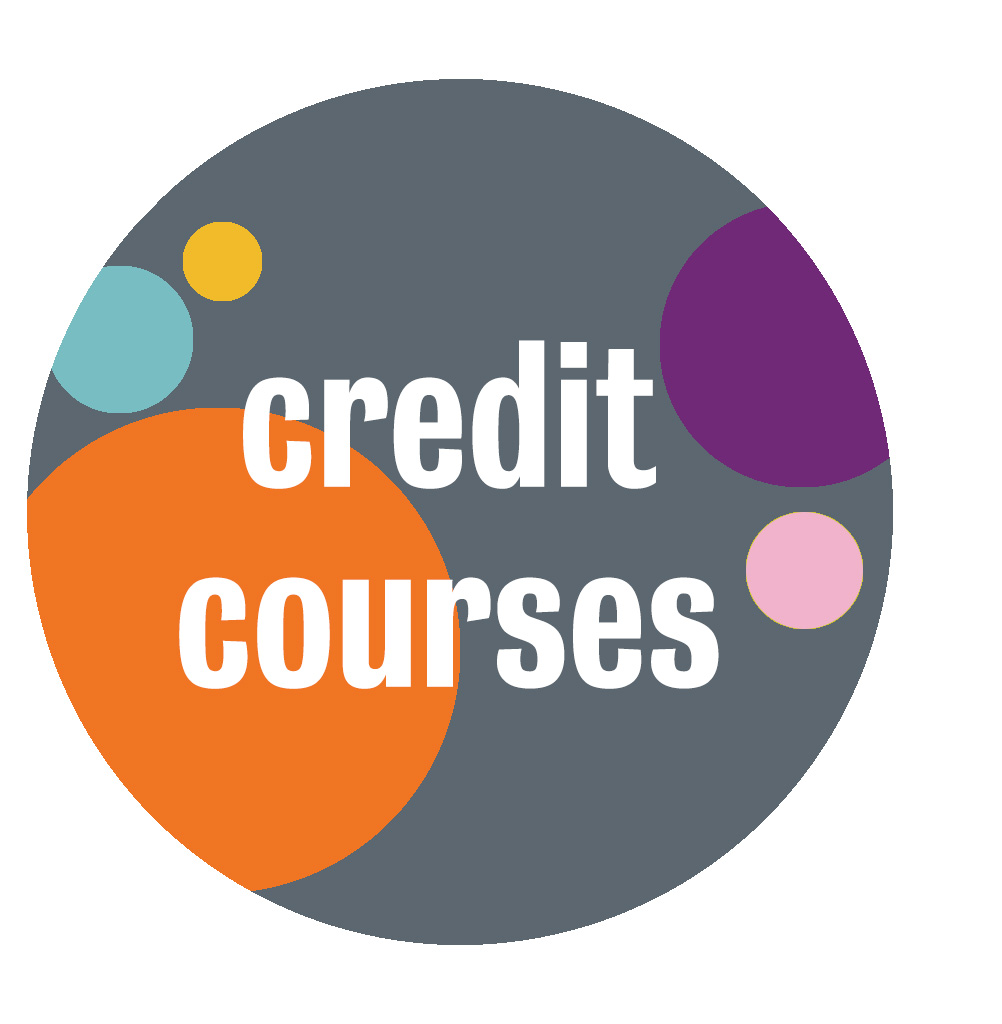 High School Credit Courses in Spring Icon