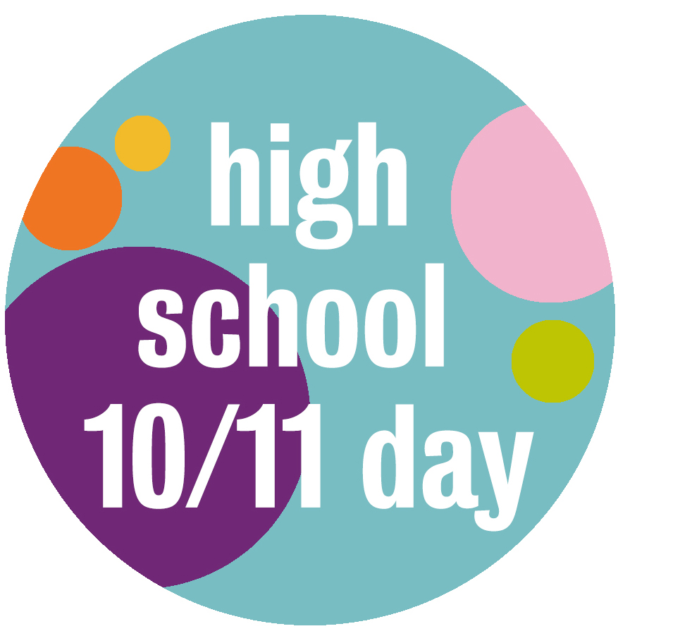 high school 10/11 day programs icon