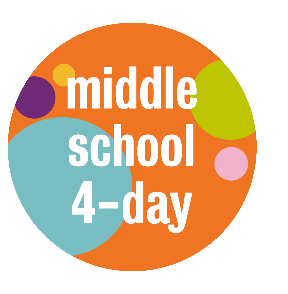 Middle School 4-day Program Icon