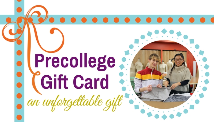 Purchase Precollege Gift Card Link