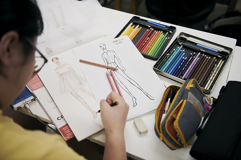 Precollege Class Supplies Fashion Institute Of Technology