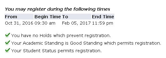 registration time date