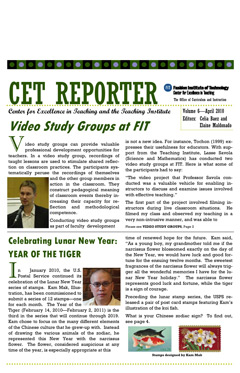 CET Newsletter