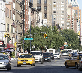 Picture of New York City Street