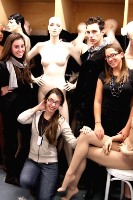 Precollege Mannequin Madness Class