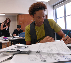 Fashion Institute Of Technology Fashion Design Credit Certificate Programs