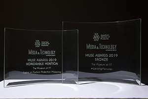 The Museum at FIT Wins Two AAM MUSE Awards