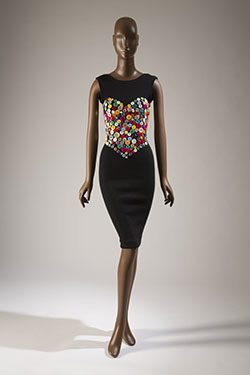 Patrick Kelly, dress, Fall/Winter 1986, France, Museum purchase, 2016.48.1