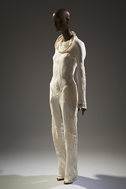 Helmut Lang, jumpsuit, fall/winter 1999, USA. Gift of HL – art.