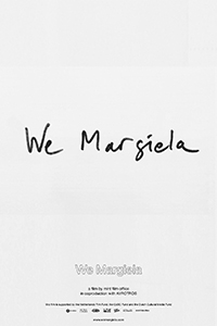 Photo: Poster for We Margiela © mint film offce.