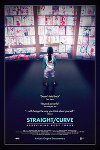 Photo: Poster courtesy of Straight/Curve: Redefining Body Image.