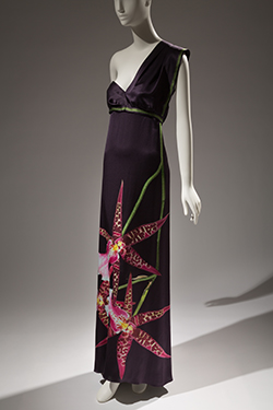 Alexander McQueen, evening dress, Pantheon as Lecum collection, Fall 2004, England, Museum purchase. 2016.104.1