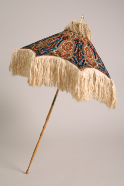late 19th century parasol