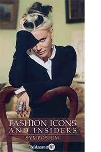 Fashion Icons and Insiders symposium cover