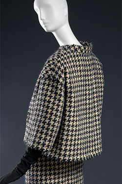 André Courrèges, suit, 1961, donated in memory of Isabel Eberstadt by her family. 2007.46.4