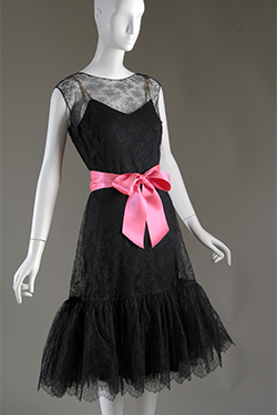 "Cristóbal Balenciaga, ""Baby Doll"" dress, circa 1957, gift of The Costume Institute of The Metropolitan Museum of Art from the estate of Ann E. Woodward. 87.158.2"
