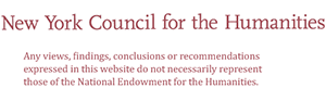 New York Council for the Humanities logo