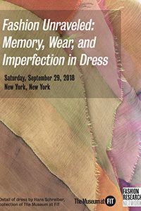 Fashion Unraveled: Memory, Wear, and Imperfection in Dress